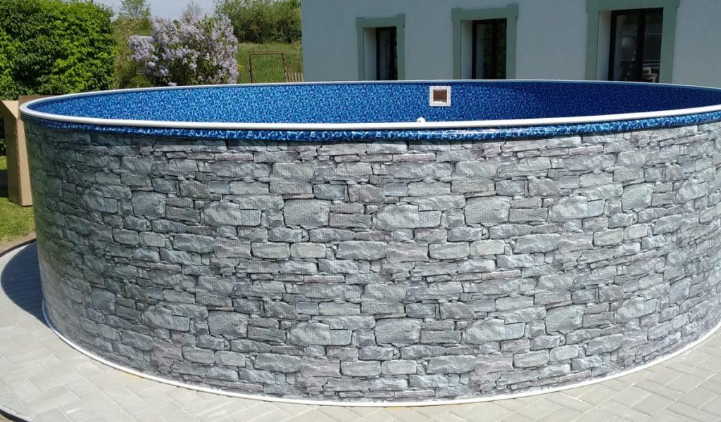 Montáž bazénů